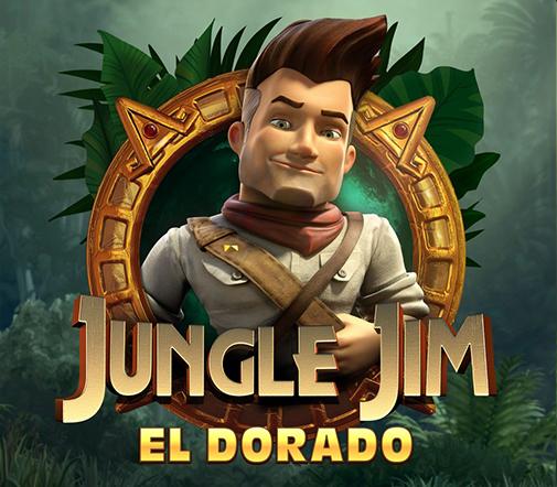 Jungle Jim et la recherche pour trouver l'Eldorado !